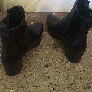 Zara women's boots with heel